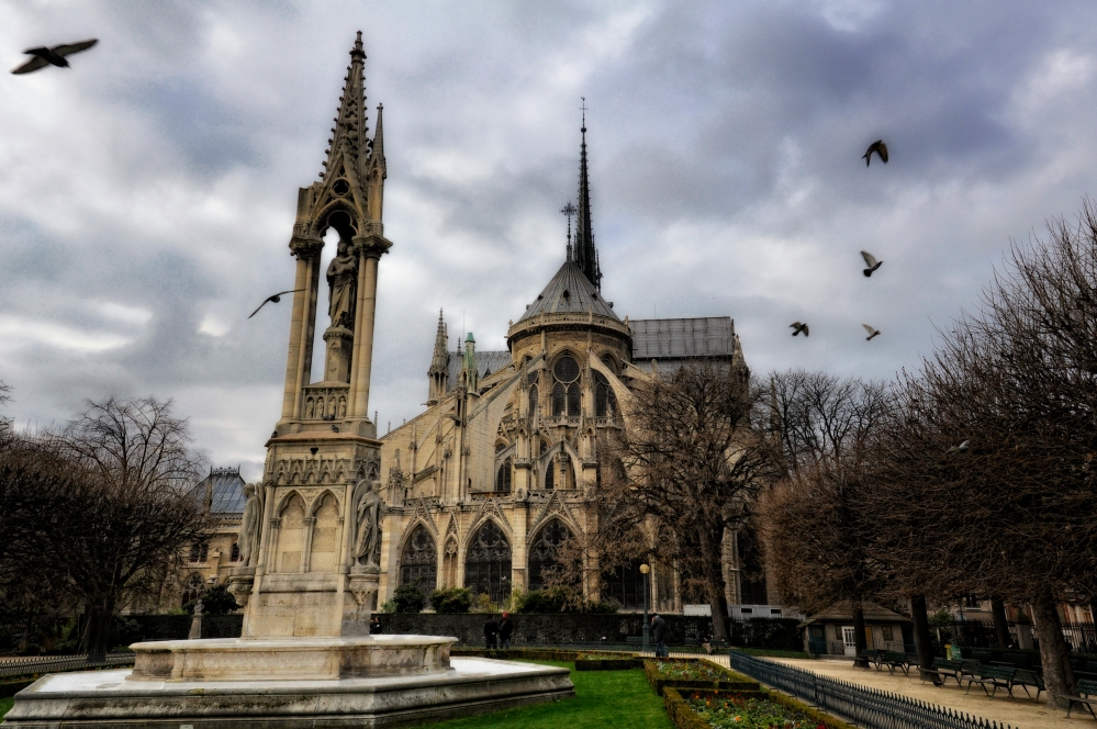 Paris - Notredam