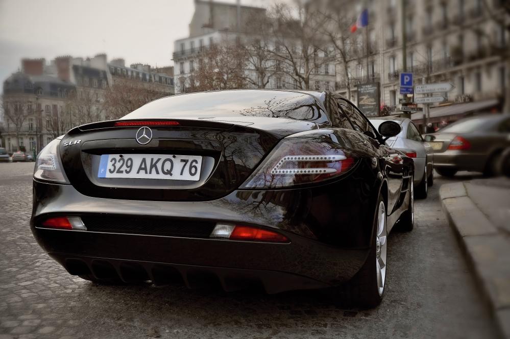 Mercedes - SRL