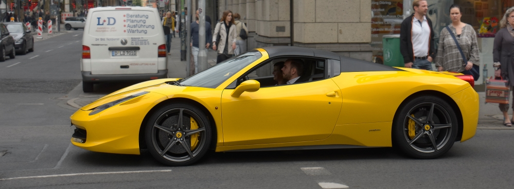 Ferrari 458 Itali