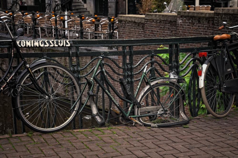Amsterdam - Bicle